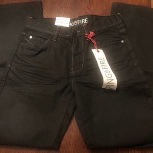 NWT - Ring of Fire Teen Jeans - Size 12